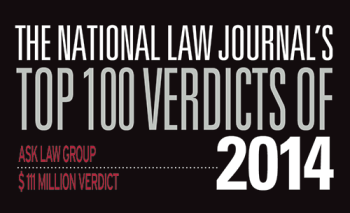 Top 10 Verdicts of 2014
